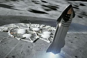 Ракета SpaceX в третий раз взорвалась во время испытаний