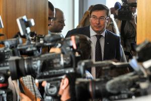 ルツェンコ前検事総長、違法カジノ・ビジネスへの関与を否定