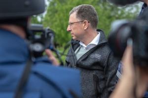 元米特別代表「ロシアはドンバス紛争を心地よく継続」