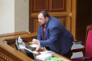 Стефанчук каже, що проти нього «замовили» кампанію з дискредитації