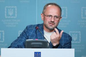 Роман Безсмертний, політик, у минулому член Тристоронньої контактної групи у Мінську