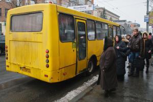 Украинские города без маршруток, или Несколько преувеличенные слухи