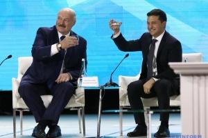 ゼレンシキー大統領、ベラルーシとの優先的経済分野を指摘