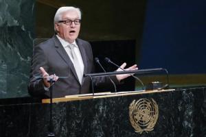Штайнмайер в ООН призвал прилагать больше усилий для урегулирования конфликтов