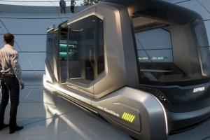 Hymer анонсировал первый беспилотный дом на колесах
