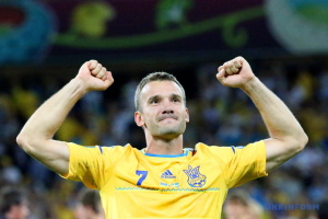 Shevchenko among 20 greatest players of 21st century
