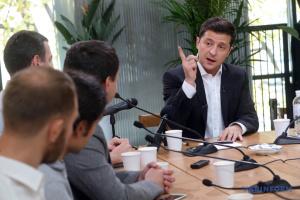 Особливий статус ОРДЛО: Зеленський розповів про підготовку змін до Конституції