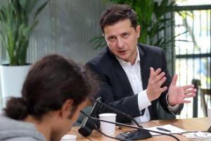 Зеленский верит, что договор на транзит газа из РФ будет подписан