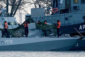 Слухання у Гаазі: росіяни винесли з захоплених українських кораблів все, що можна було винести