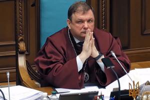 КСУ не дозволив повернутися Шевчуку