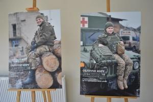 У Грузії до Дня захисника України відкрилася фотовиставка «Обличчя миру»