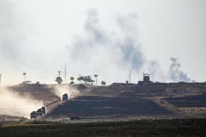 В Сирии погибли более 20 турецких военных