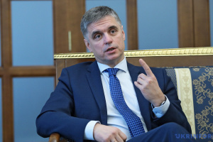 Пристайко повідомив про консенсус із міністрами ЄС щодо санкцій проти Росії