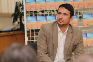 Український письменник представить в Анталії книгу про життя емігрантів в ОАЕ