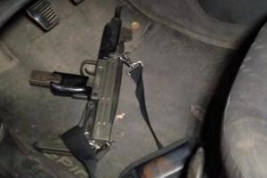 У Києві сталася стрілянина: поліція затримала чотирьох осіб з автоматом і гранатами