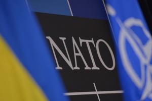 Im Programm Ukraine-NATO Abwehr russischer Aggression und Deokkupation priorisiert