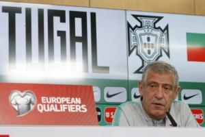 Україна і Португалія у Києві намагатимуться вийти на футбольне Євро-2020 - Сантуш