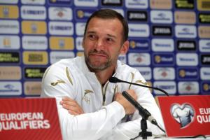 Андрій Шевченко не виключив кадрові зміни в матчі з Португалією