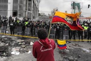 Протесты в Эквадоре забрали жизни семи человек