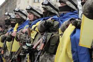 Ucrania celebra el Día del Defensor