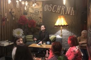 Українські письменники презентували свої твори у Відні