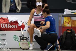 Козлова знялася з 250-тисячника WTA в Люксембургу