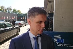 """Пристайко назвав """"червоні лінії"""" для виборів в ОРДЛО"""