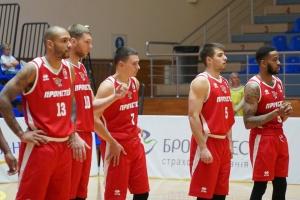 «Прометей» обіграв «Дніпро» і здобув четверту перемогу в Суперлізі