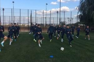 """Українська футбольна """"молодіжка"""" перемогла в Афінах Грецію"""