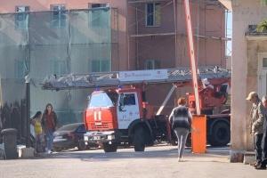 В Ужгороді через пожежу в лікарні евакуювали 150 пацієнтів