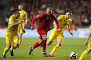 Украина обыграла Португалию и досрочно вышла на футбольное Евро-2020