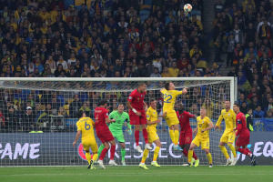 Ukraine beat Portugal, qualify for Euro 2020