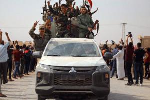 Війська Асада ввійшли в ключове місто на півночі Сирії