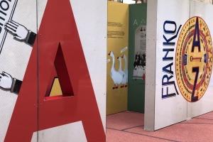 У Відні презентували виставку-лабіринт, присвячену Івану Франку