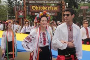 Україна взяла участь в аргентинському «Октоберфесті»