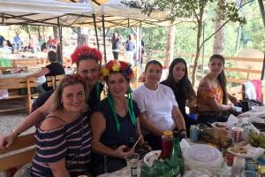Українців та їх друзів з усього Лівану зібрав український пікнік