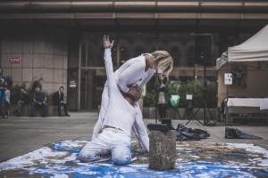 В Праге показали театральное представление о жизни в оккупированном Крыму