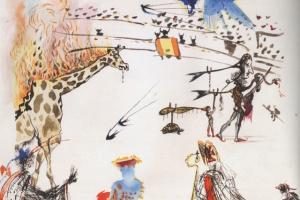 Картину Далі викрали з галереї у Сан-Франциско за 32 секунди