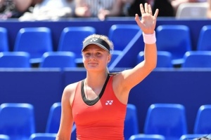 Ястремська обіграла росіянку на тенісному турнірі WTA