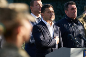 Zelensky signs law ensuring efficient work of National Agency for Corruption Prevention