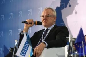 Петер Вагнер, руководитель Группы поддержки Украины в Европейской комиссии