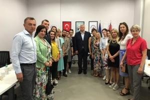 В Анталії відбулося засідання Координаційної ради українських громад Туреччини