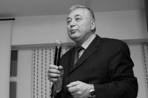Умер украинский писатель и литературовед Владимир Панченко