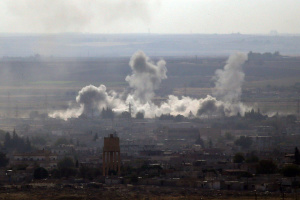 ВВС России атаковали Идлиб