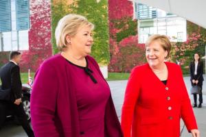 НАТО має натиснути на Туреччину - прем'єр Норвегії