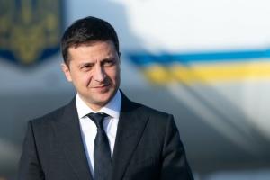 Зеленский начал визит в Латвию