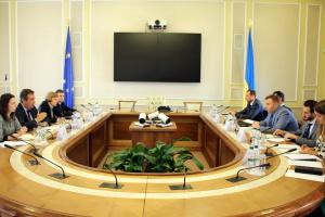 Міненерго розширює співпрацю з міжнародними фінустановами