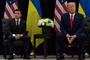 Трамп – Україна: Тиснув чи не тиснув?