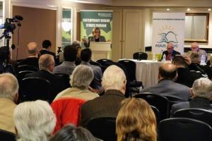 На конференції у Канаді говорили про російську інформаційну війну проти України
