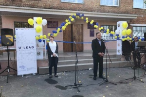 В Ольшанской тергромаде открыли современный ЦПАУ